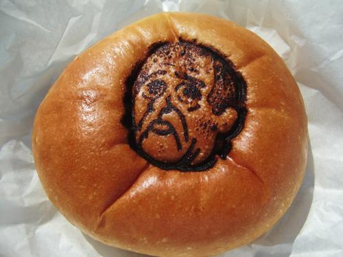 ベーカリーマインベック写真3欽ちゃんあんパン
